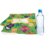 Luau Party Sports & Fitness Towel (Personalized)