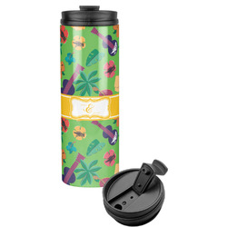 Luau Party Stainless Steel Tumbler (Personalized)