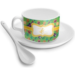 Luau Party Tea Cups (Personalized)