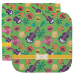 Luau Party Facecloth / Wash Cloth (Personalized)