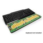 Luau Party Keyboard Wrist Rest (Personalized)