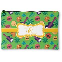 Luau Party Zipper Pouch (Personalized)