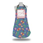 Parrots & Toucans Apron (Personalized)