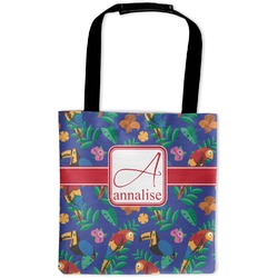 Parrots & Toucans Auto Back Seat Organizer Bag (Personalized)