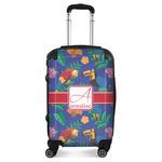 Parrots & Toucans Suitcase (Personalized)