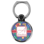 Parrots & Toucans Cell Phone Ring Stand & Holder (Personalized)