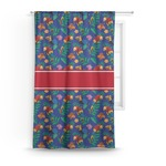 Parrots & Toucans Curtain (Personalized)