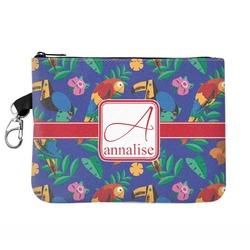 Parrots & Toucans Golf Accessories Bag (Personalized)