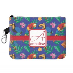 Parrots & Toucans Golf Accessories Bag (Personalized)