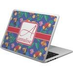 Parrots & Toucans Laptop Skin - Custom Sized (Personalized)