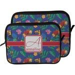 Parrots & Toucans Laptop Sleeve / Case (Personalized)