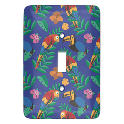 Parrots & Toucans Light Switch Covers - Multiple Toggle Options Available (Personalized)