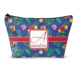 Parrots & Toucans Makeup Bags (Personalized)