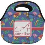 Parrots & Toucans Lunch Bag (Personalized)