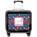 Parrots & Toucans Pilot / Flight Suitcase (Personalized)