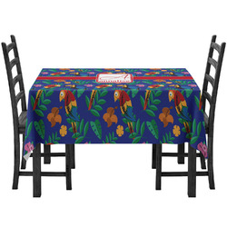 Parrots & Toucans Tablecloth (Personalized)