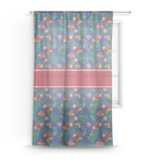Parrots & Toucans Sheer Curtains (Personalized)