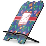 Parrots & Toucans Stylized Tablet Stand (Personalized)