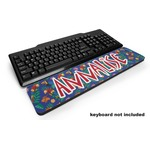 Parrots & Toucans Keyboard Wrist Rest (Personalized)