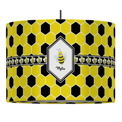 Honeycomb Drum Pendant Lamp (Personalized)