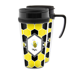 Honeycomb Acrylic Travel Mugs (Personalized)