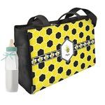 Honeycomb Diaper Bag (Personalized)