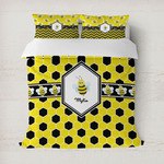 Honeycomb Duvet Cover (Personalized)