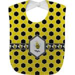Honeycomb Baby Bib (Personalized)
