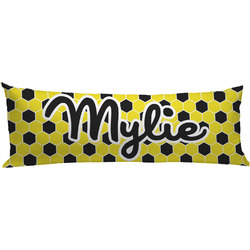 Honeycomb Body Pillow Case (Personalized)