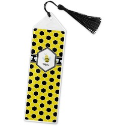 Honeycomb Book Mark w/Tassel (Personalized)