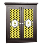 Honeycomb Cabinet Decal - Custom Size (Personalized)
