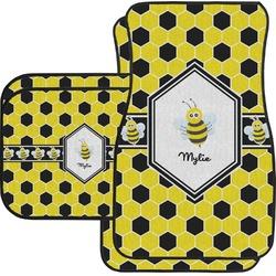 Honeycomb Car Floor Mats (Personalized)