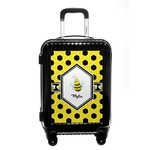 Honeycomb Carry On Hard Shell Suitcase (Personalized)