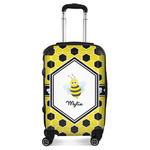 Honeycomb Suitcase (Personalized)