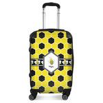 Honeycomb Suitcase (Personalized)