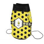 Honeycomb Neoprene Drawstring Backpack (Personalized)