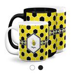Honeycomb Coffee Mugs (Personalized)