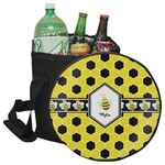 Honeycomb Collapsible Cooler & Seat (Personalized)