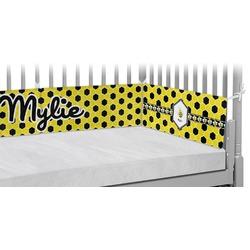 Honeycomb Crib Bumper Pads (Personalized)
