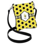 Honeycomb Cross Body Bag - 2 Sizes (Personalized)