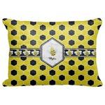 "Honeycomb Decorative Baby Pillowcase - 16""x12"" (Personalized)"
