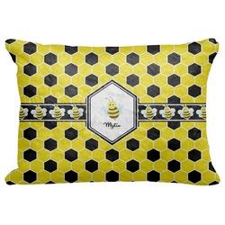 Honeycomb Decorative Baby Pillowcase - 16
