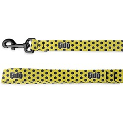 Honeycomb Deluxe Dog Leash (Personalized)