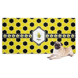 Honeycomb Pet Towel (Personalized)