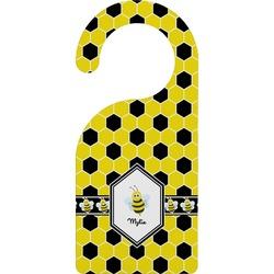 Honeycomb Door Hanger (Personalized)