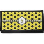 Honeycomb Canvas Checkbook Cover (Personalized)