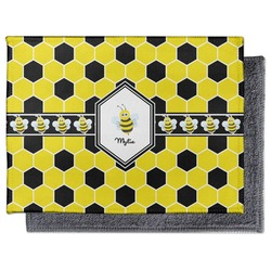 Honeycomb Microfiber Screen Cleaner (Personalized)
