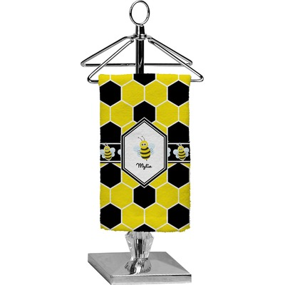 Honeycomb Finger Tip Towel - Full Print (Personalized)