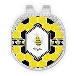 Honeycomb Golf Ball Marker - Hat Clip