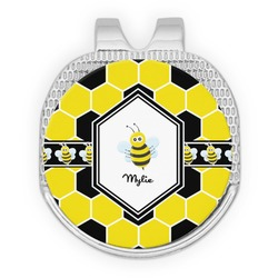Honeycomb Golf Ball Marker - Hat Clip
